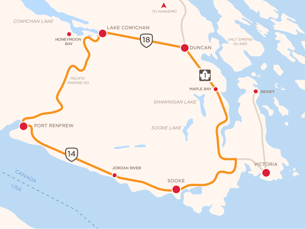 Image result for pacific marine circle route