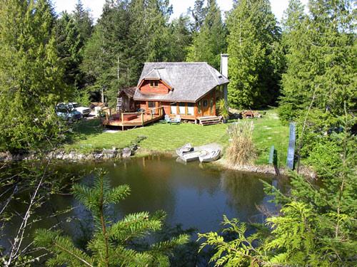 Mountain Springs Lakeside Retreat